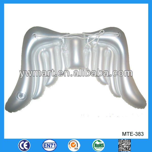 Inflatable wing, PVC inflatable angel wing