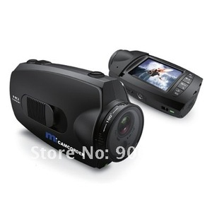 5.0Mega Pixels,Real Full HD 1080P,Port Car Video camera DVR Helmet Sport Camera