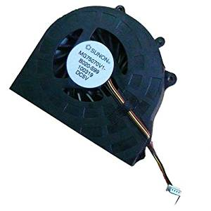 CPU Cooling Fan for Gateway LT31 LT3103u LT3114u ZA8 Series New Notebook Replacement Accessories DC5V 1.7W P//N AB5405MX-RBB