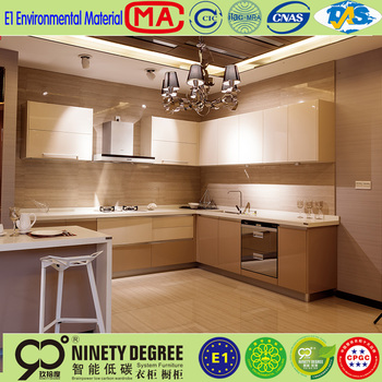 Gold supplier china naniya household kitchen cabinet for China kitchen cabinets manufacturers