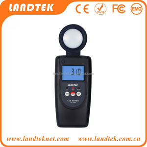 Digital Lux Meter LX-1262 with RS232C software and Bluetooth