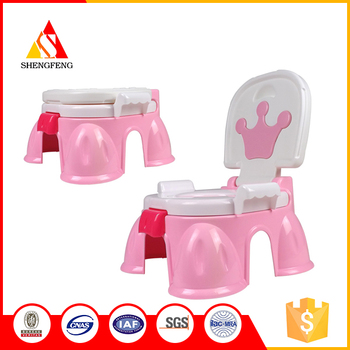 Comfortable musical kids children baby potty chair pissing toilet seat