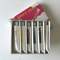 Manufacturer directly supply high-grade oil paint and acrylic artist paint brush set for sale
