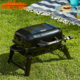 Outdoor/indoor Steel Grill Portable Gas Bbq/Camping Gas Barbecue Grill
