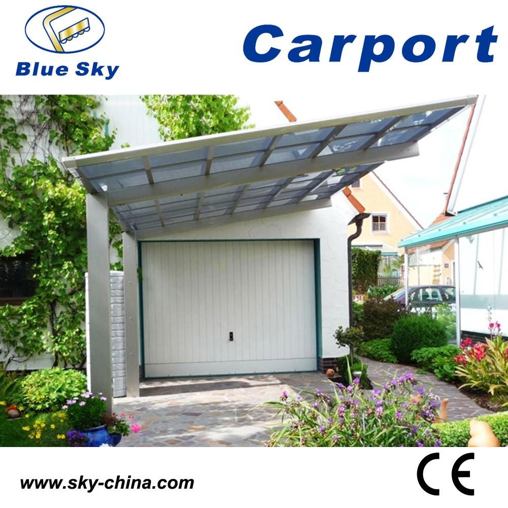 Durable Free Standing Aluminum Cantilever Carport Buy