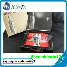 squape reloaded 1:1 clone with the gift box electronic cigarette no leaking problem best quality