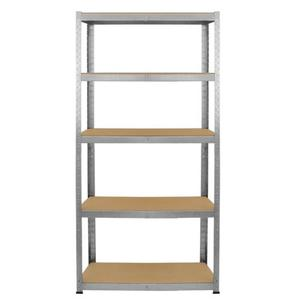 Heavy Duty Metal Shelving Unit Galvanised Racking