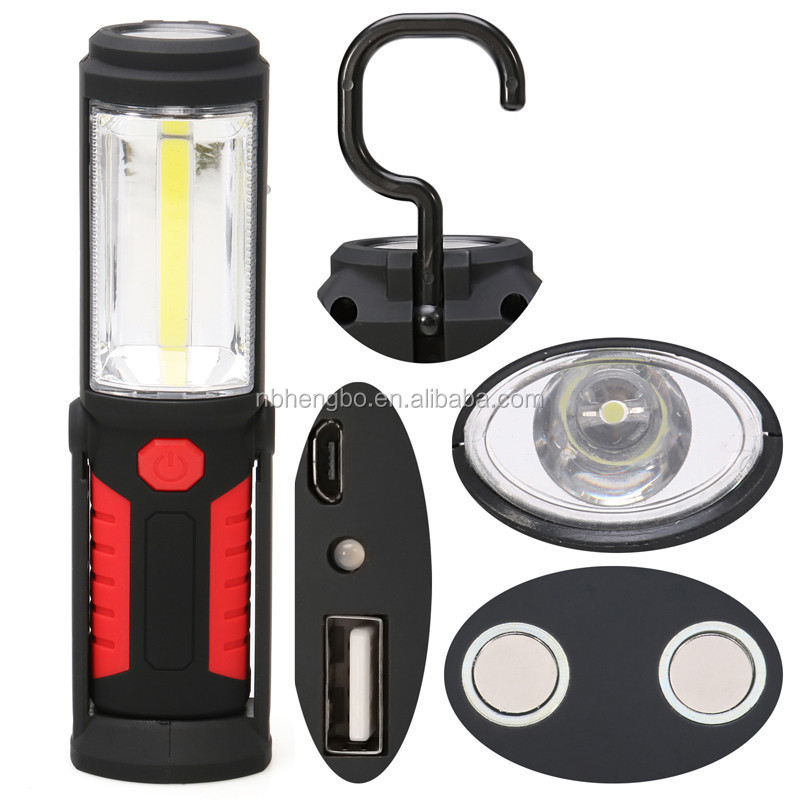 factory wholesales magnetic led work light