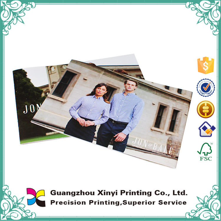 Color Service Calendar Company Garment Catalogue Design Printing