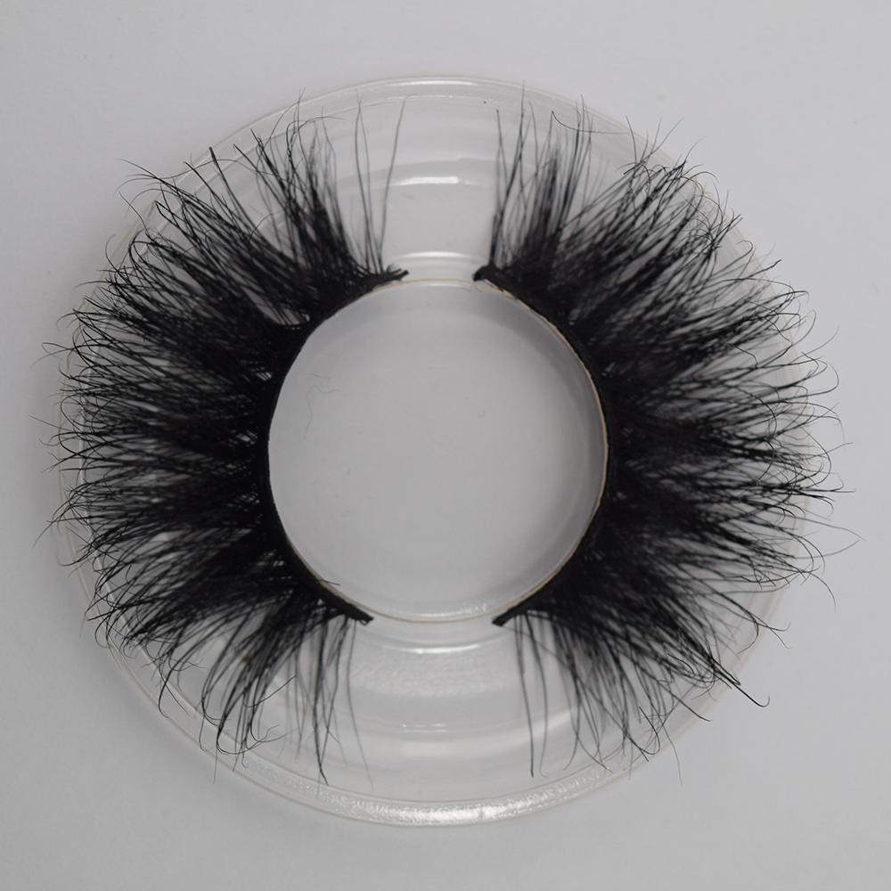 Wholesale customization eshinee KNG 17MM eyelashes 25MM LON 100% mink lashes With Custom Packaging Your Own Logo Eyelash Box фото