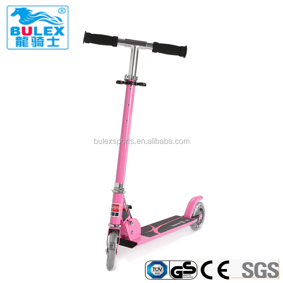 2016 new street style two foot scooter for child