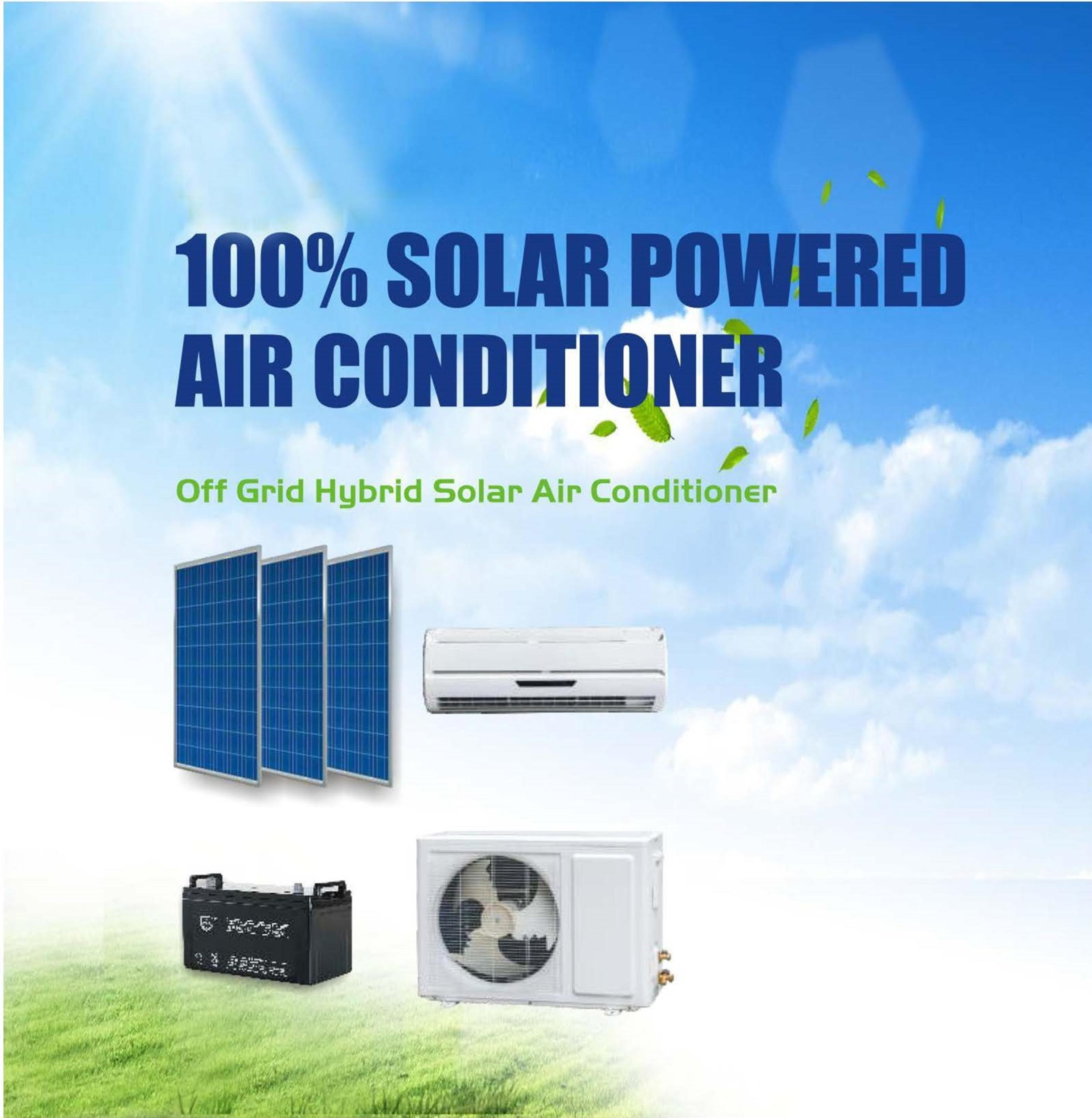 Brand New Haier Aircon Supplying 12000btu Powered Air Conditioner For Home  Using 48v Dc Compressor Solar With Ce Certificate - Buy Haier Solar Air