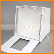 Acrylic ABS Material Mini Photo Studio Photography Box Photographic Equipment