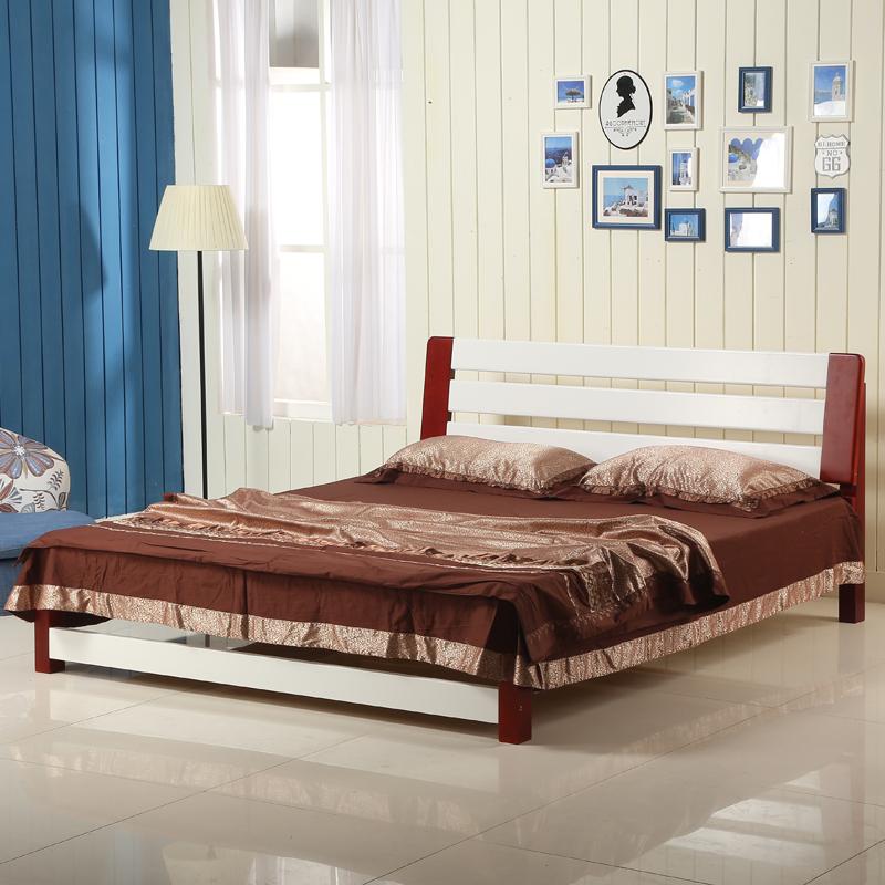 Venta al por mayor fabricantes de camas de madera-Compre online los ...