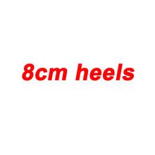 Новый стиль; свадебные модельные туфли ручной работы на каблуке 4 дюйма; женская обувь для подружки невесты цвета слоновой кости; туфли-лодо...(Китай)