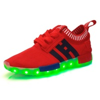 Hot Sale New Design Popular Kids Light Up Led Shoes Cheap Factory Shoes