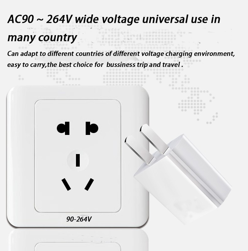 Brand new wholesale mini usb wall charger, usb universal charger, 5v 2.5a usb charger with CE certificate