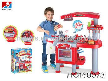 Hot New Toy Kitchen Set Toys 008-83 Hc168073 - Buy Kitchen Set ...
