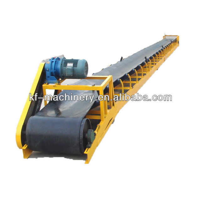 Reliable working condition highly used rubber conveyor belt importers from henan kefan