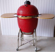 All size of ceramic kamado bbq grill for outdoor cooking