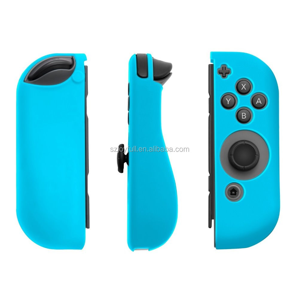 silicone finger protector For Nintendo Joy-Con Wheel (Set of 2) - Nintendo Switch racing wheel