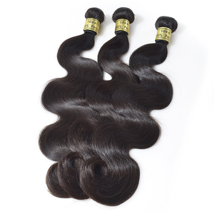 Highly Feedback Raw virgin unprocessed flat iron hair extensions