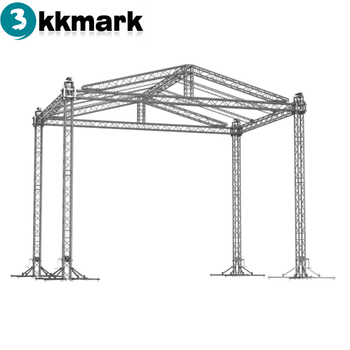 Aluminum Lighting Arch Truss Roof System - Buy Aluminum Truss Roof  System,Arch Aluminum Truss Roof System,Lighting Aluminum Truss Roofing  System