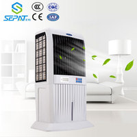 Axial fan portable evaporative air cooler 4000M3/H home use