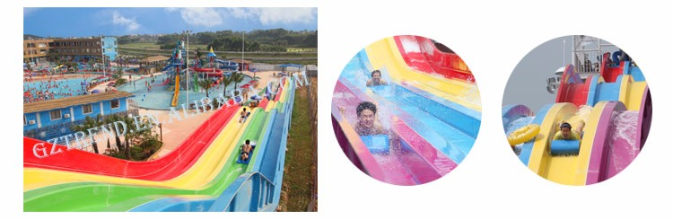 Tobogã aquático slide fabricantes na China, do aqua de slides atacado
