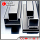 High precision square pvc pipes, used by builder and mechanical equipment manufacturers
