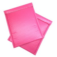 Eco Friendly custom size colour printed poly bubble mailer