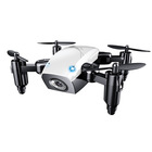Only 3cm Pocket Drone 2.4G A key Return Mini Folded Drone S9 with Headless and Hovering