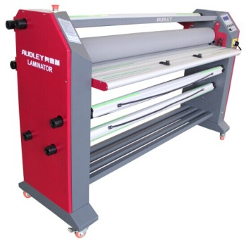 Auto Pneumatic Double-side Hot Laminator 1600H6+