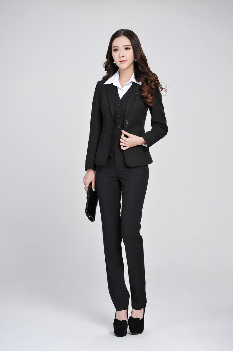 3 Piece Suit Womens Dress Yy