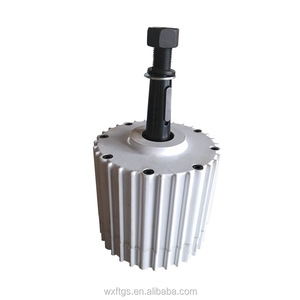 2kw low rpm permanent magnet synchronous alternator factory