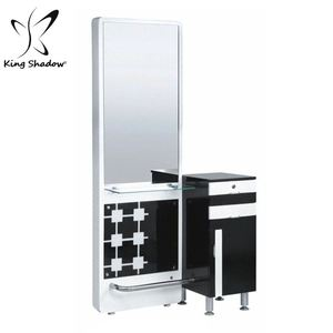 On sale barber mirror station salon stations with mirror promotion salon mirror
