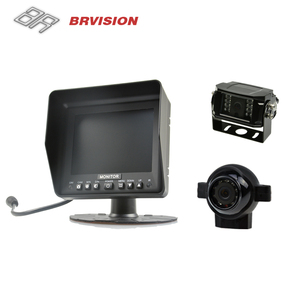 night vision car camera kit for mvp vehicle