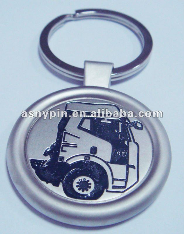 metal car logo key chain