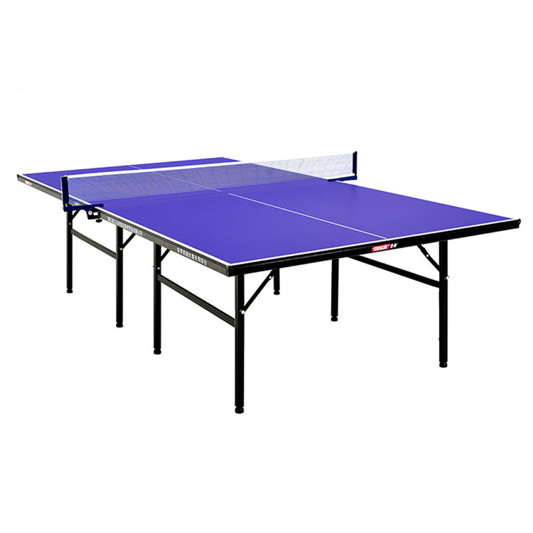 International tournament folding legs ping pong tables game toys table tennis table set