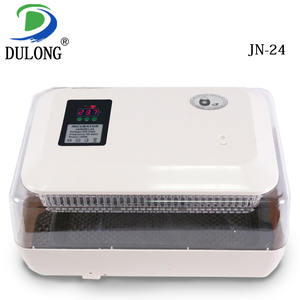 New!Janoel automatic digital egg incubator chicken/duck/ poultry incubator JN24