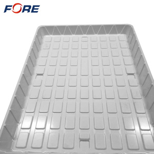 3x6 4x6 4x8 ABS PS Plastic Hydroponic Grow Table Wholesale