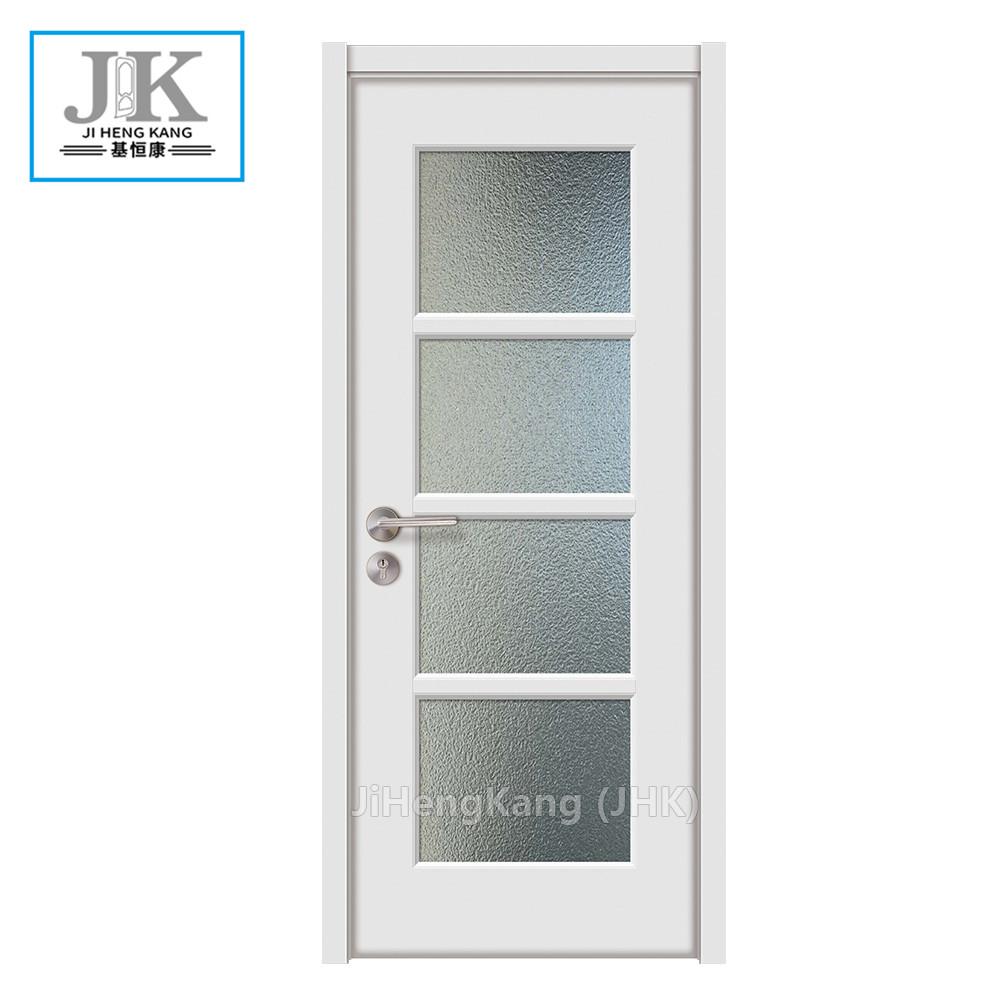 JHK-G17 New Coming Toilet Folding Door Malaysia 4 Panel Glass Door
