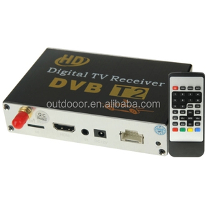 China Wholesale cheap High Speed 90km/h H.264 / AVC MPEG4 Mobile Digital Car DVB-T2 TV Receiver, Suit for Europe / Singapore