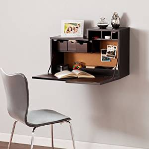 Office Desk Furniture, Office Desk Organizer, Craft Desk, Ergonomic Desks, Wall Mount Desks, Wall Mounted Organizer With Fold Away Desktop