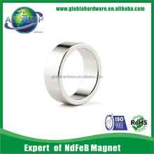 radial magnetization multipole ring magnet
