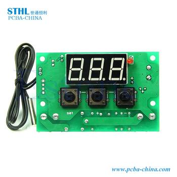 Timer Pcb Manufacturer Customized Timer Circuit Board - Buy Timer Pcb,Timer  Circuit Board,Timer Pcb Manufacturer Customized Timer Circuit Board