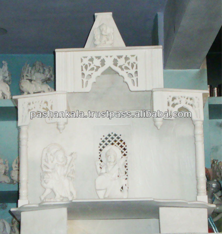 Makrana Marble Home Mandir Wholesale, Home Mandir Suppliers - Alibaba