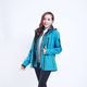 High quality inventory electric heated jacket for women
