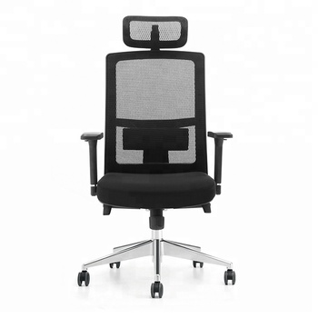 Superior Quality Office Furniture High Back Swivel Boss Ergonomic Office Mesh Chair For Conference