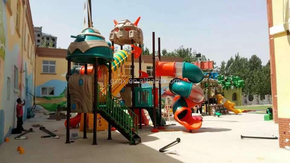 Modern New Design Robert Outdoor Homemade Playground Slide Childrens Indoor  Slide Home Garden Plastic Playground Slides